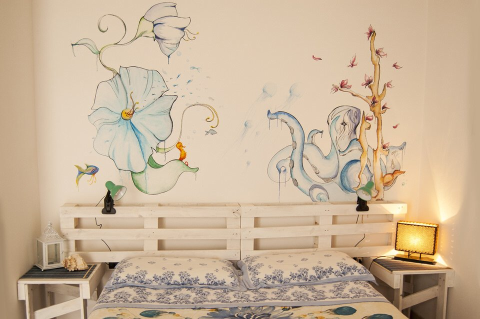 Murales Octopus