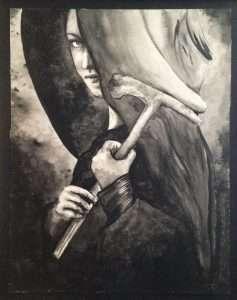 Accabbadora Anna Montalto