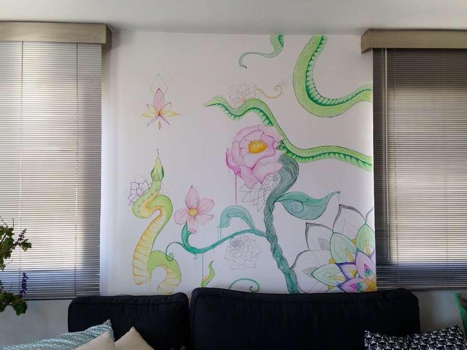 Murale Eden